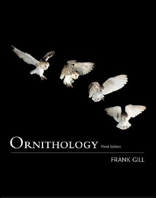 Ornithology By Gill, Frank B.